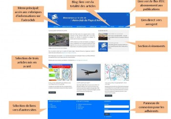 Le site internet de l'ACPA fait peau neuve