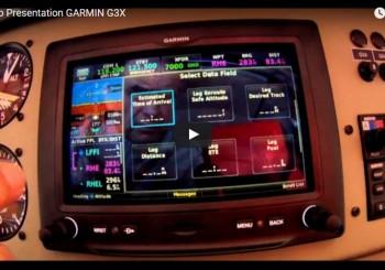 Vidéos de présentation Garmin G3X